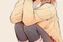 Anime / love / manga / cute / meme / true