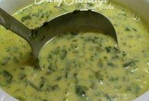 ıspanaklı çorba
