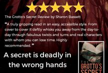 The Grotto's Secret Reviews / Reviews shared by readers of my historical conspiracy mystery thriller. Read more reviews: http://amzn.to/1NSDdgd