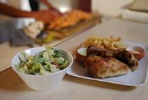 Berkley Restaurants / by Amanda Hibbert Parvez