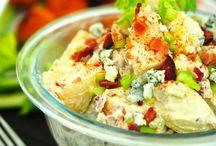 Salads / by Liz Diemer