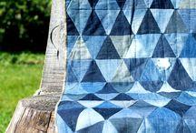 jeans quilt ideas