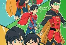 Super Hero! ^^