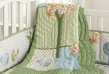Baby quilt / by Jenny Honda