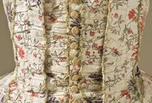 18th Century Stomachers
