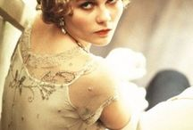 The Great Gatsby / Find inspiration for your  Great Gatsby Garden party outfit.
