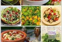 Soup and salad  / by Christy Arnett