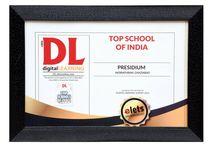 PRESIDIUM HONOURED AS ONE OF THE TOP SCHOOLS OF INDIA