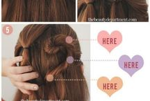 Hair diy / Tumblr hairstyles