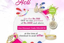 Holi Offer