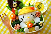 cute foods / by Lexi Petronis Felberg