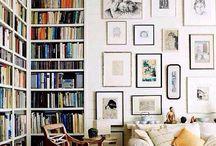 Spaces ----> Book Storage