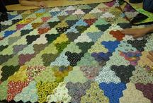 hexagon quilty
