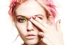 Beauty / Nails / Beauty products, make-up, hair and nail ideas