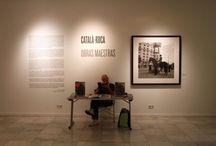 Exposiciones fotográficas en Madrid / Crónicas de las exposiciones fotográficas presentadas en Madrid