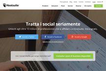 Servizi web per blogger / Qui trovi screenshot di siti web che erogano servizi per blogger e gestori di siti in generale.