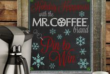 Holiday Happiness with the Mr. Coffee