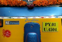 Puducherry / Ponds, Pondy, Paandi, Pondicherry,Puducherry and everythin' else I can call it..