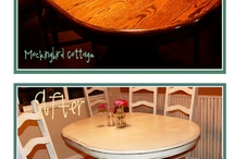 Furniture refinishing and paint ideas / by Kristen