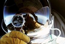 In Air and Space / Wingman Watches in Air and Space