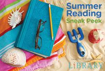 Summer Reading / by Charlotte Mecklenburg Library