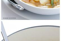 Recettes Soupes