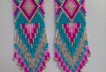 Loom&Peyote EARRINGS