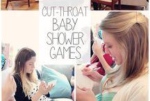 Baby shower! / by Miranda Gallegos