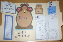 Letter B ideas / I am using many of these ideas for preschool that I do with my son for the month of July and August.