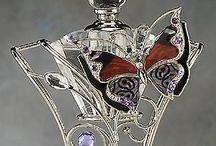 Frascos Perfumes Vidrios