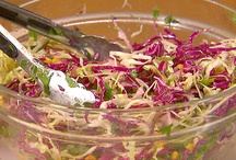 Recipes - Salads / by Patty Harmes Lee