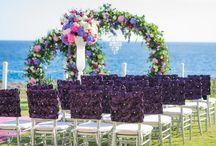 Luxury Beach Weddings / Inspiration and ideas for luxurious and lux beach weddings in the United States and abroad including destination beach weddings and island weddings