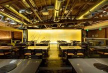 RESTAURANT - LOUNGE / by Lory Avery