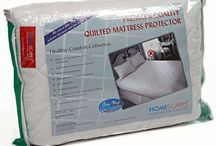 LUXURY SALTED WATER MATTRESS PROTECTOR