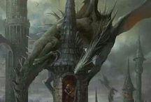 Dragons/drakes/wyverns/wyrms