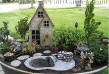 gnome garden / by Faith Tanko