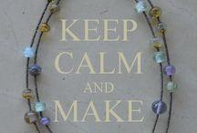 Beads & felt / by Natalie