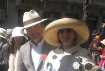 Passejada amb barret - Stroll with a hat - Barcelone, April 7th 2013