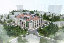 Doğa Okulları Bahçeşehir 2 Kampüsü / Bahçeşehir 2 Doğa anaokulu, ilkokul, ortaokul ve lise gruplarında eğitim veriyor.