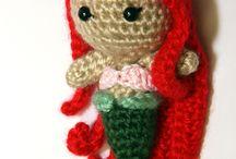 diy crochet i love