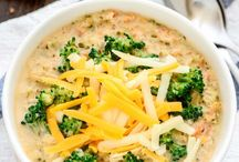 Soups- Hide your veggies!