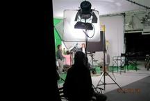 Filmación en Bubble Studios para Canadá