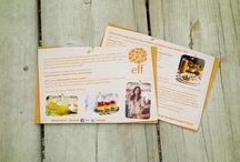 Chic Design - Brochures, Flyers etc / Brochures, Flyers etc designed by Chic Design