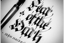 Calligraphy Ideas