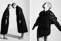 A-Gender / Transgender concept in Fashion