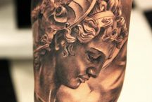 Greek mythology tattoo ideas