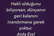 Özlü sözler ❤️