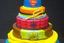 Heros cakes ...
