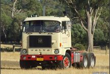 Legendary & Oldtime VOLVO Trucks-F88/F89 / Trucks that in their time were kings of the road,in the World Road Transports,leaving their legacy in the History of the Truck World,making them, in nowdays,real road Legends.
