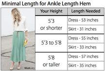 Skirts / Skirts